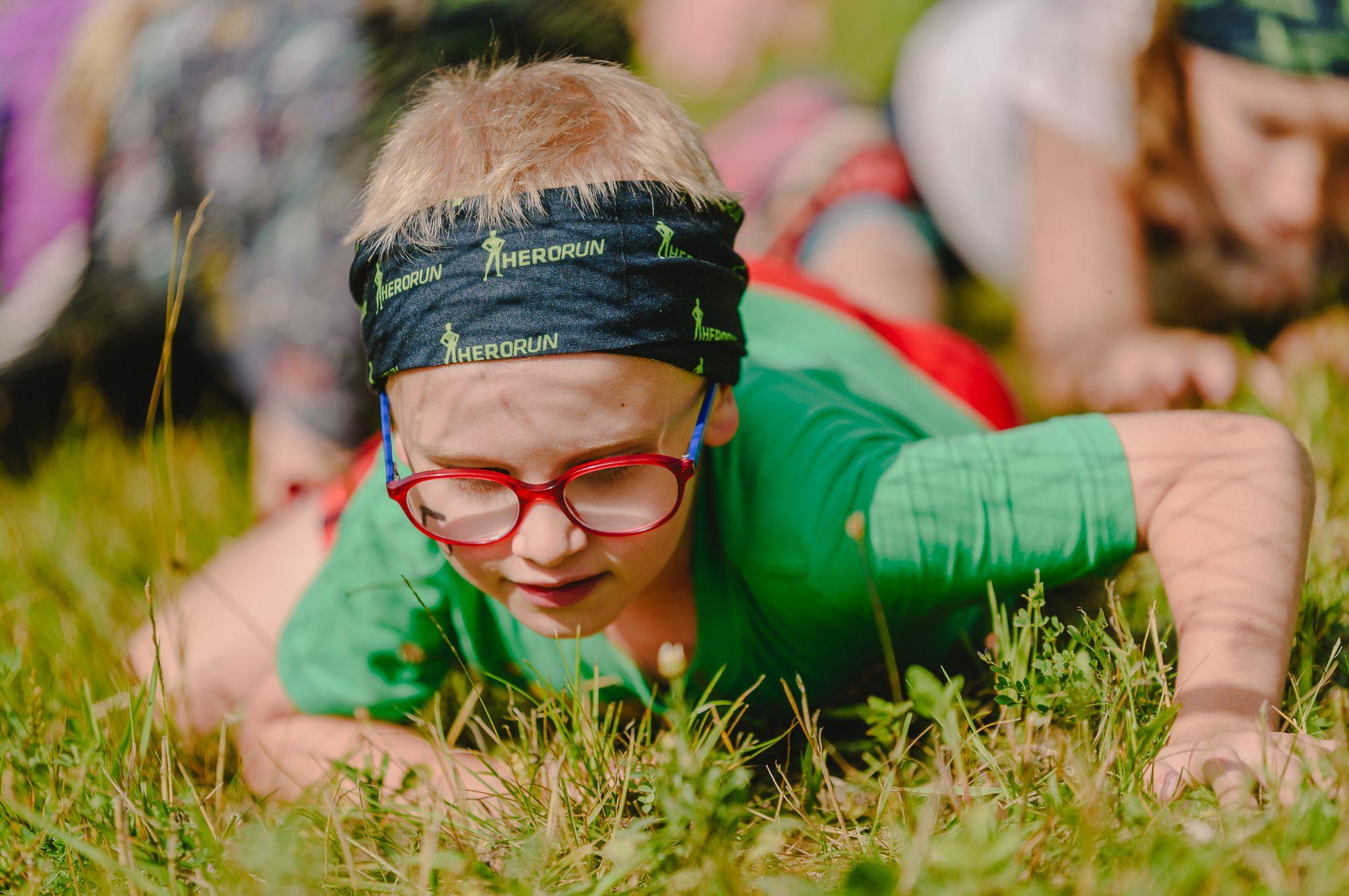 Już ponad 600 dzieci na liście Hero Run KIDS!